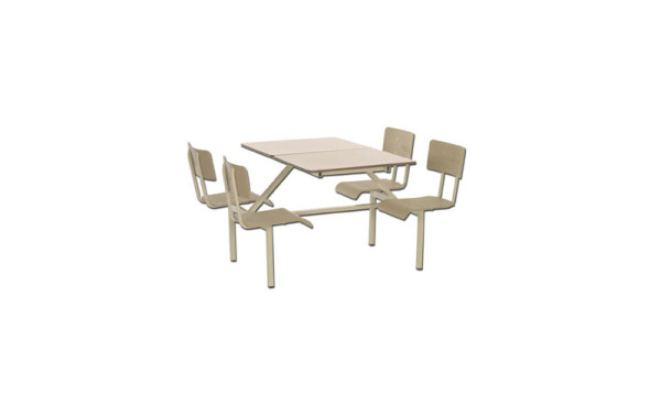 Lunchroom table <span>Series B2 and B4</span>