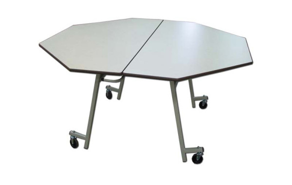 Mobile folding table  <span>Series FT</span>