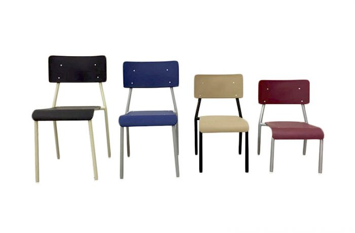 Stacking chair  <span>Series 101</span>