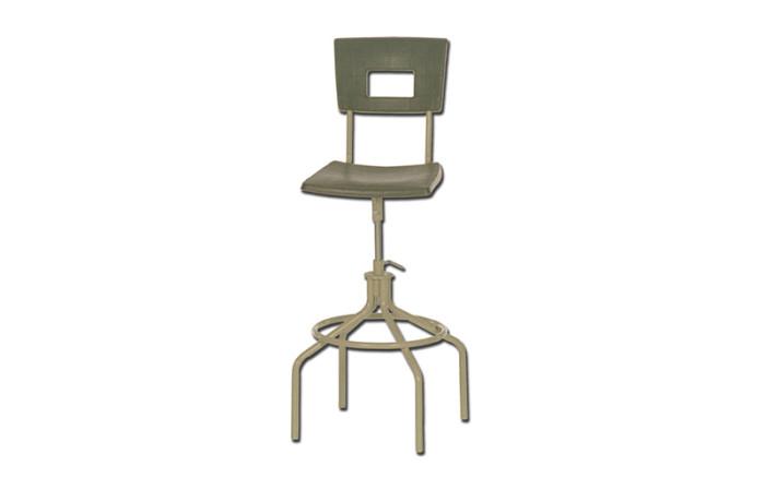 Chaise pivotante  <span>Série 44</span>
