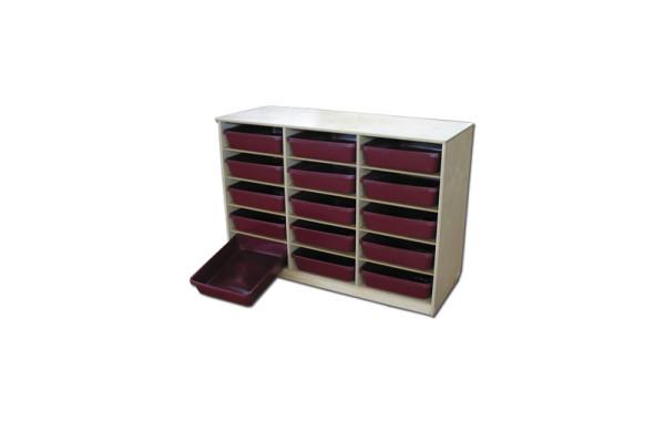 Bahut/casier (tablettes MDF) <span>Série 45</span>