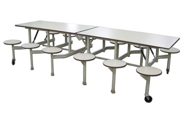 Table pliante avec tabourets  <span>S-10</span>